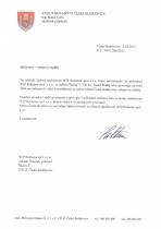 reference ČB výlep